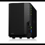Synology DS218/12TB-N300 2 Bay NAS