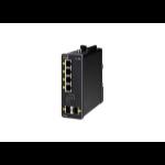 Cisco IE 1000-4P2S-LM Managed Gigabit Ethernet (10/100/1000) Zwart Power over Ethernet (PoE)