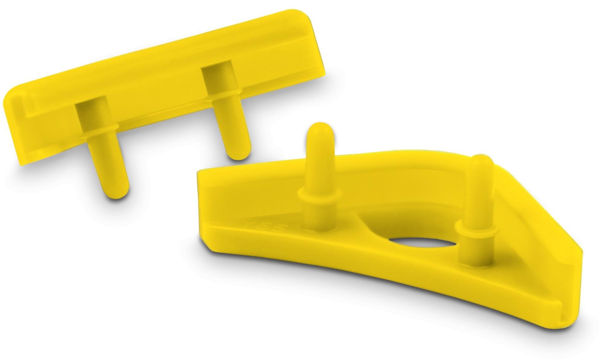 Noctua NA-SAVP1 Chromax Yellow Anti-Vibration Pads  - 16 Pack