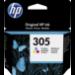 HP 305 Original Cian, Magenta, Amarillo 1 pieza(s)