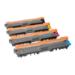 V7 Láser de tóner para ciertas impresoras Brother TN241BK/C/M/Y