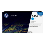 HP 645A Origineel Cyaan 1 stuk(s)