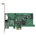Siig eSATA II PCIe i/e Adapter eSATA interface cards/adapterZZZZZ], SC-SAE212-S2