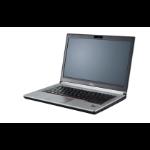 """Fujitsu LIFEBOOK E746 2.3GHz i5-6200U 14"""" 1920 x 1080pixels 3G 4G Red,Silver Notebook"""