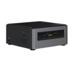 Intel NUC7I3BNH 2.4GHz i3-7100U Black