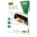 Fellowes 5743501 100pcs laminator pouch