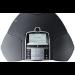Panasonic KX-HDV800NE CONF PHONE Black 4.0