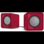 SPEEDLINK TWOXO 5 W Red Wired