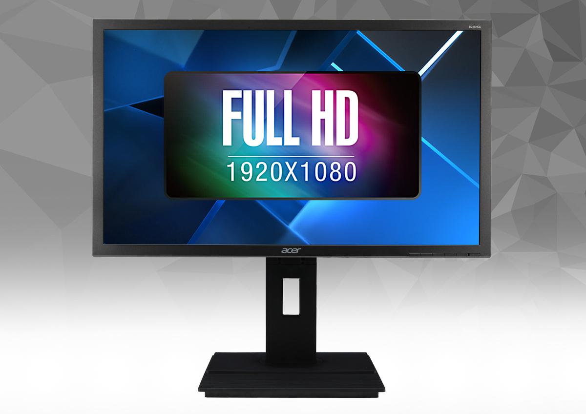 Acer B6 B226HQLymdpr - 21.5