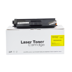 Remanufactured Brother TN329Y Yellow Toner Cartridge