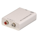 Lindy 38092 audio converter White