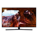 "Samsung Series 7 RU7400 109.2 cm (43"") 4K Ultra HD Smart TV Wi-Fi Black"