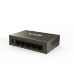 Tenda TEF1005D Gigabit Ethernet (10/100/1000) Grey network switch