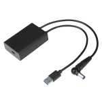 Targus ACA42USZ USB 3.0 Type A USB Type C Black cable interface/gender adapter