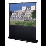 """Da-Lite Deluxe Insta-Theater - Video Format Matte White 36"""" x 48"""" 60"""" projection screen"""