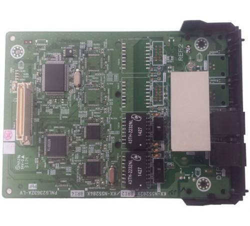 Panasonic KX-NS5282X IP add-on module Black, Green