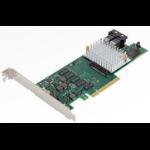 Fujitsu PRAID EP400i RAID controller PCI Express 3.0 12 Gbit/s