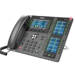 Fanvil X210 IP phone Black Wired handset LCD 20 lines