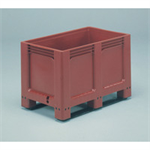 FSMISC PALLET BOX SOLID SIDE BASE 2 RUNNERNERS