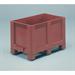 FSMISC PALLET BOX SOLID SIDE BASE 2 RUNNERNERS