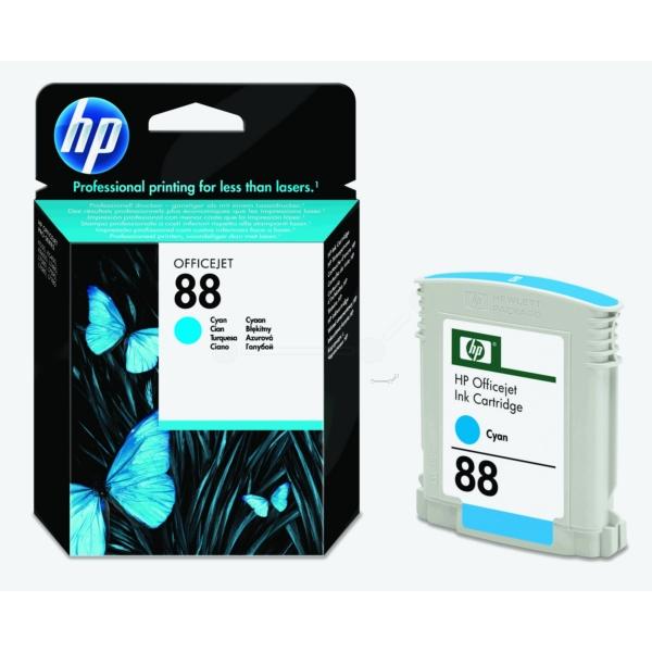 HP C9386AE (88) Ink cartridge cyan, 860 pages, 10ml