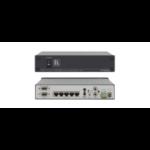 Kramer Electronics TP-205A AV transmitter Black,Grey AV extender