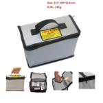 CoreParts Fireproof Battery Safebox
