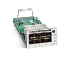 Cisco C9300-NM-8X network switch module 10 Gigabit Ethernet
