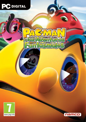 Nexway PAC-MAN and the Ghostly Adventures vídeo juego PC Básico + complemento Español