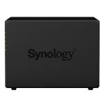 Synology DS418 NAS Mini Tower Ethernet LAN Black