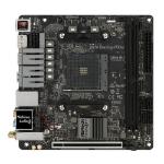 Asrock Fatal1ty B450 Gaming-ITX/ac AMD Socket AM4 HDMI/DisplayPort DDR4 USB C 3.1 Gen2 Motherboard