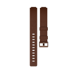 Fitbit FB169LBDBS activity tracker band Brown