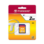 Transcend SD Card Secure Digital 2GB