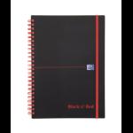 Black n' Red Black n Red A5 Wirebound Polypropylene Cover Notebook PK5
