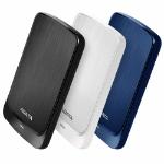 ADATA HV320 external hard drive 2000 GB Blue