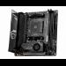 MSI MPG B550I Gaming Edge WiFi Socket AM4 mini ATX AMD B550