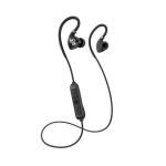 JLab Fit Sport 2.0 Wireless Fitness Headphones In-ear Micro USB Bluetooth Black