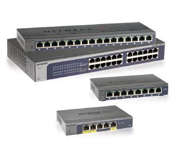 New Netgear GS108E ProSafe Plus 8 Port Gigabit Switch