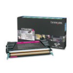 Lexmark C734A1MG Toner magenta, 6K pages