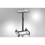 Celexon 	PT2000B Adjustable Projector Trolley - 85cm to 120cm - Black
