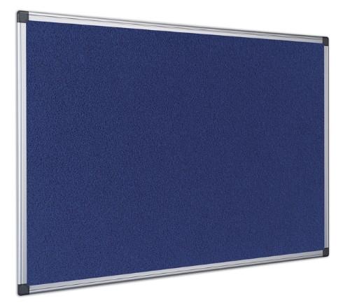 Bi-Office FA0243170 insert notice board Indoor Blue Aluminium