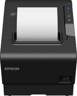 Epson TM-T88VI (112) Térmico Impresora de recibos 180 x 180 DPI Inalámbrico y alámbrico