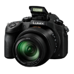 Panasonic Lumix DMC-FZ1000 Bridge camera 20.1 MP MOS 5472 x 3648 pixels Black