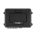 Zebra FX9600-4 RFID reader RJ-45 Black
