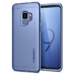 Spigen Thin Fit 360 mobiele telefoon behuizingen Hoes Blauw