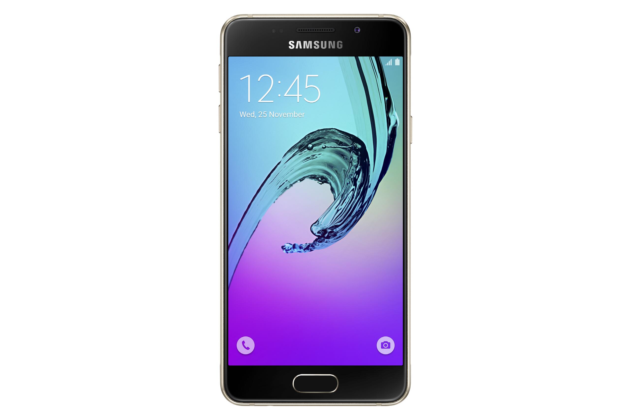 Samsung Galaxy A3 (2016) SM-A310F 4G 16GB Gold