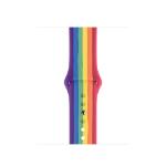 Apple MY1X2ZM/A accesorio de smartwatch Grupo de rock Multicolor Fluoroelastómero
