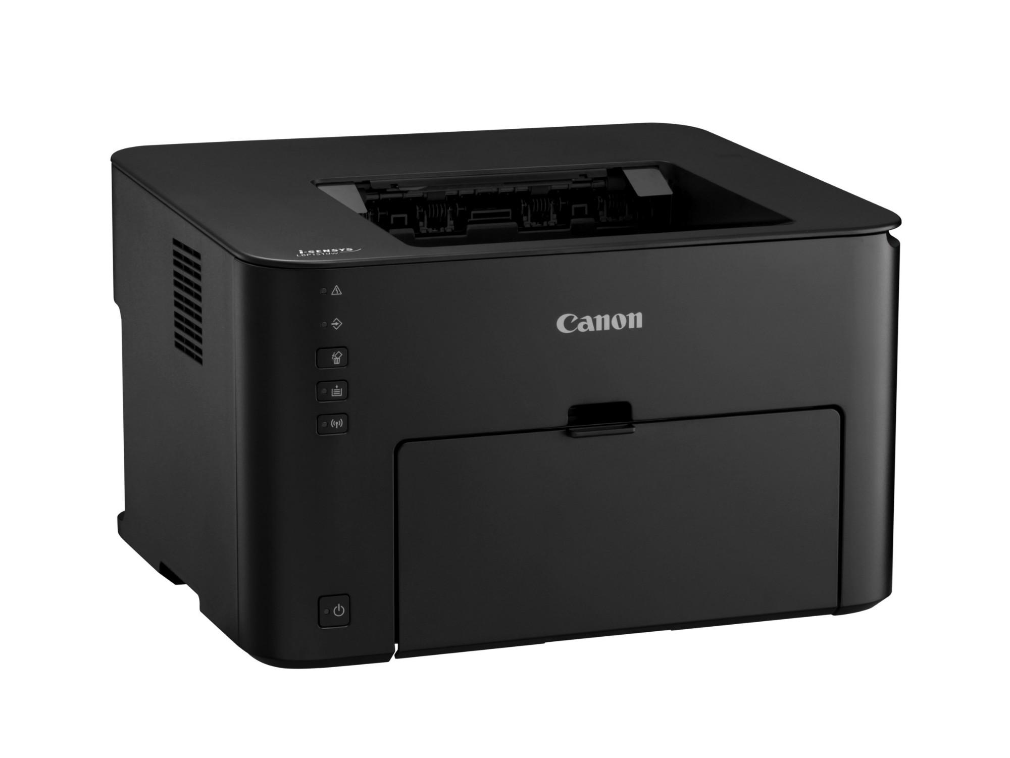Canon i-SENSYS LBP151dw A4 Mono Laser Printer, 27ppm Mono, 1200 x 1200 dpi, 512MB Memory, 3 Years Warranty
