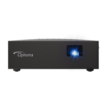 Optoma LV130 data projector 300 ANSI lumens DLP WVGA (854x480) Portable projector Black