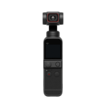 DJI Pocket 2 cardanusring voor camera's 4K Ultra HD 64 MP Zwart